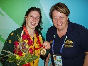 2008 Paralympic Gold Medallist Katrina Porter